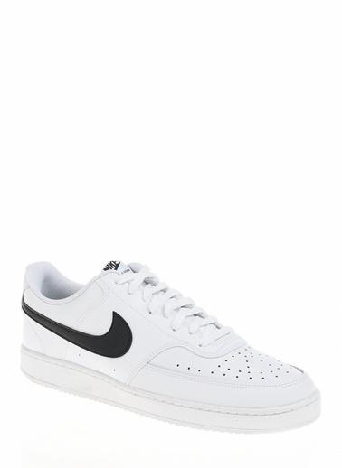 Nike Erkek Beyaz Sneakers CD5463 - 101 Court Vision Low Beyaz